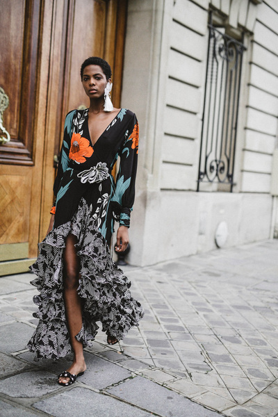 Johanna Ortiz Spring 2018 Ready-to-Wear - Look #39