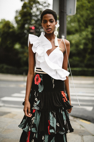 Johanna Ortiz Spring 2018 Ready-to-Wear - Look #40