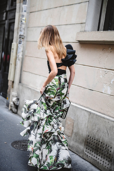 Johanna Ortiz Spring 2018 Ready-to-Wear - Look #45