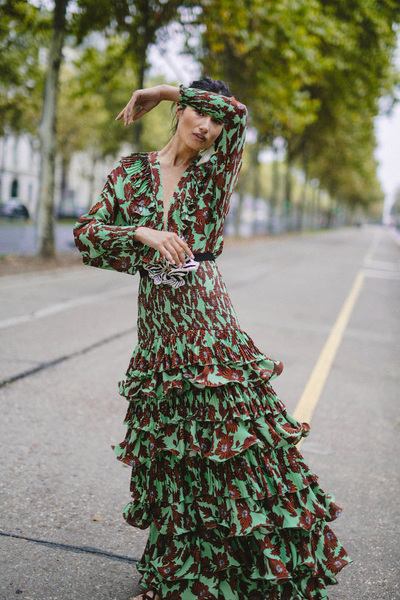 Johanna Ortiz Spring 2018 Ready-to-Wear - Look #46