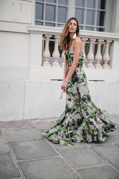 Johanna Ortiz Spring 2018 Ready-to-Wear - Look #47