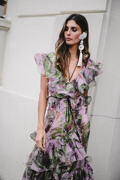 Johanna Ortiz Spring 2018 Ready-to-Wear - Look #48