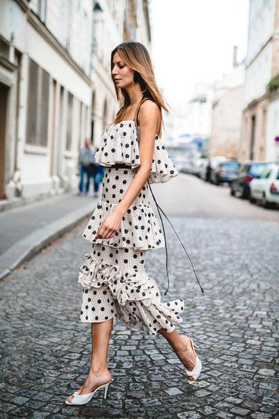 Johanna Ortiz Spring 2018 Ready-to-Wear - Look #5
