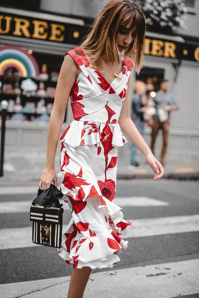 Johanna Ortiz Spring 2018 Ready-to-Wear - Look #6