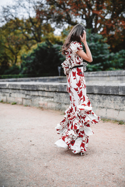 Johanna Ortiz Spring 2018 Ready-to-Wear - Look #7