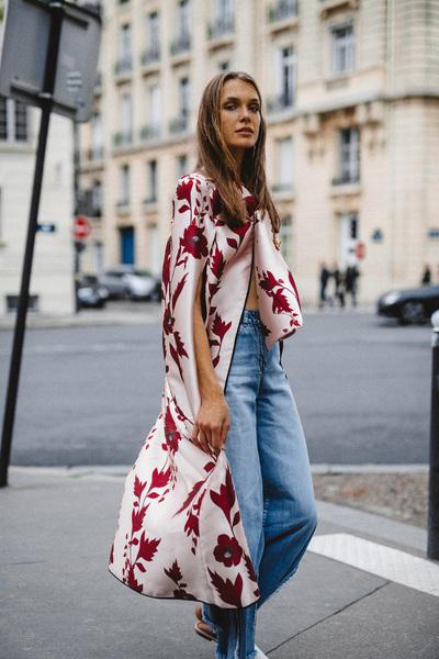 Johanna Ortiz Spring 2018 Ready-to-Wear - Look #8