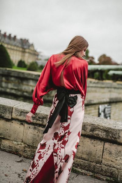 Johanna Ortiz Spring 2018 Ready-to-Wear - Look #9