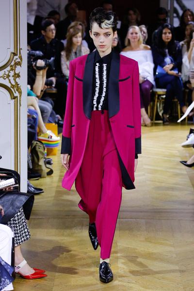 John Galliano Spring 2018 Ready-to-Wear - Look #22