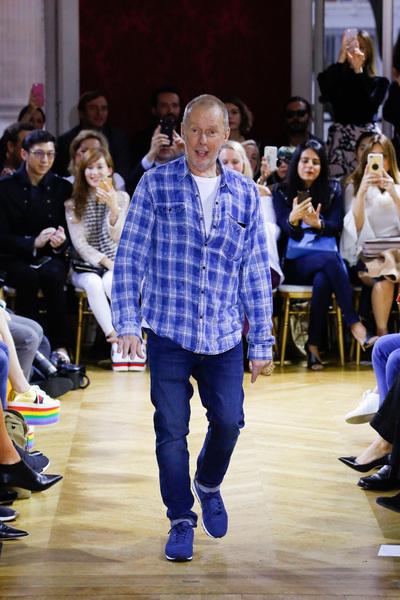John Galliano Spring 2018 Ready-to-Wear - Look #34