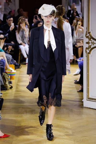 John Galliano Spring 2018 Ready-to-Wear - Look #8