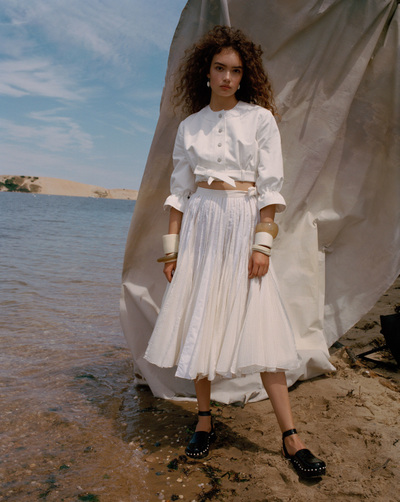 Jonathan Cohen Spring 2018 Ready-to-Wear - Look #5