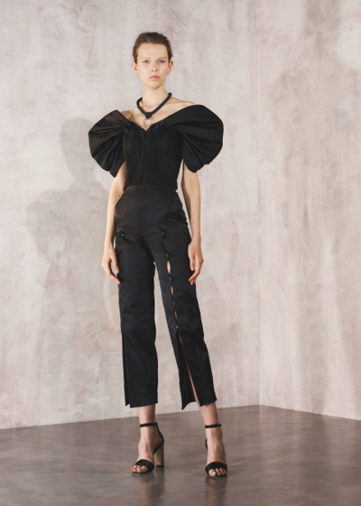 Jonathan Simkhai Resort 2018 - Look #20