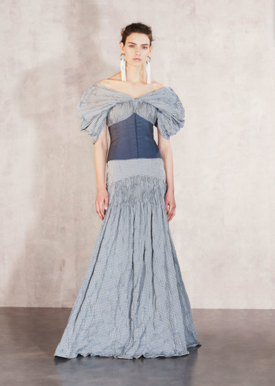 Jonathan Simkhai Resort 2018 - Look #21