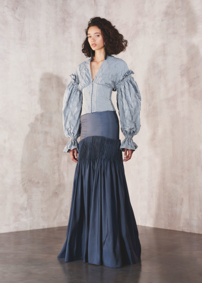 Jonathan Simkhai Resort 2018 - Look #22