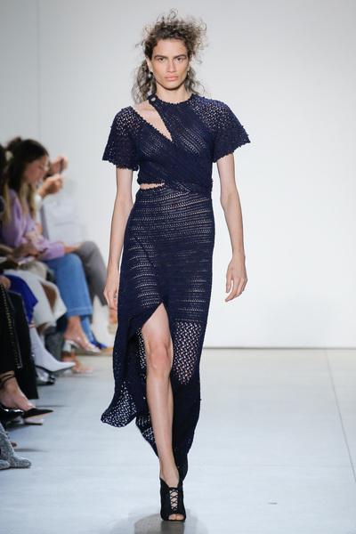 Jonathan Simkhai Spring 2018 Ready-to-Wear - Look #11