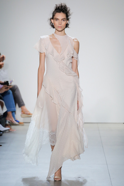 Jonathan Simkhai Spring 2018 Ready-to-Wear - Look #17