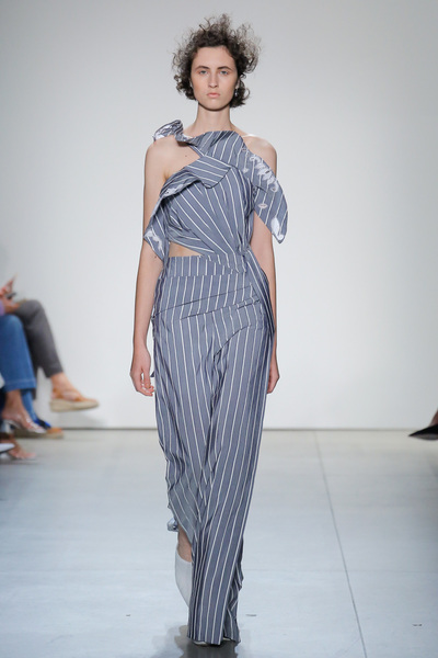 Jonathan Simkhai Spring 2018 Ready-to-Wear - Look #7