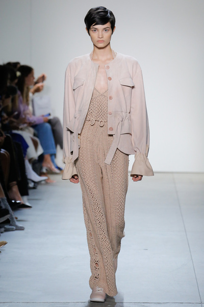 Jonathan Simkhai Spring 2018 Ready-to-Wear - Look #9