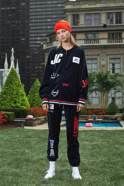 Juicy Couture Spring 2018 Ready-to-Wear - Look #16