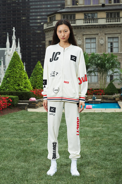 Juicy Couture Spring 2018 Ready-to-Wear - Look #34