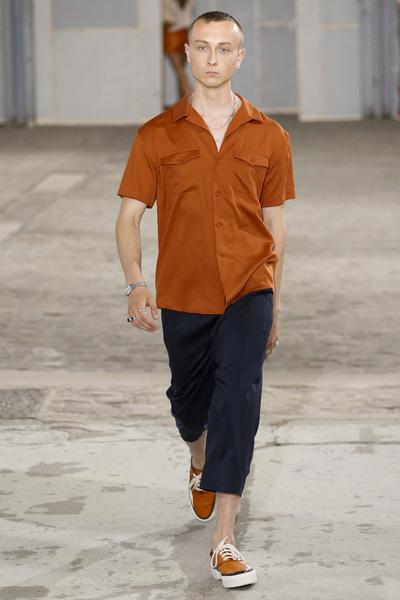 Julien David Spring 2018 Ready-to-Wear - Look #12