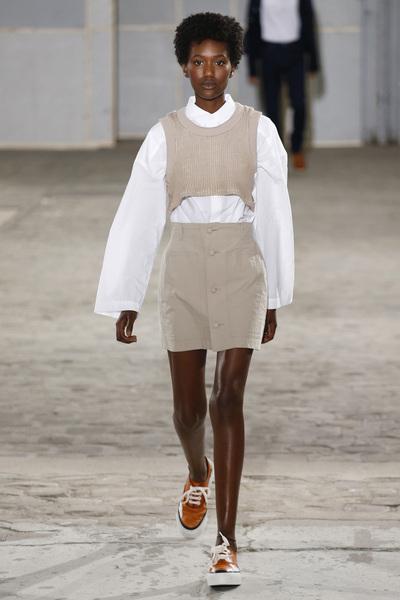 Julien David Spring 2018 Ready-to-Wear - Look #14