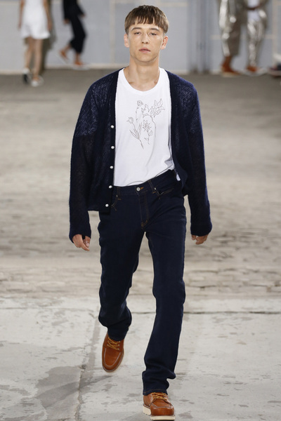 Julien David Spring 2018 Ready-to-Wear - Look #15
