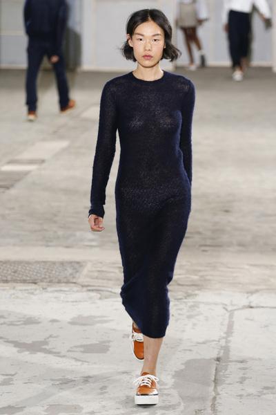 Julien David Spring 2018 Ready-to-Wear - Look #16