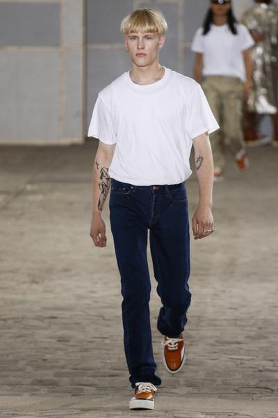 Julien David Spring 2018 Ready-to-Wear - Look #2