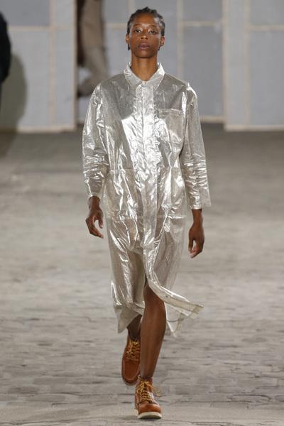 Julien David Spring 2018 Ready-to-Wear - Look #20