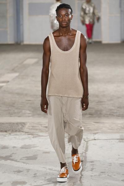 Julien David Spring 2018 Ready-to-Wear - Look #21