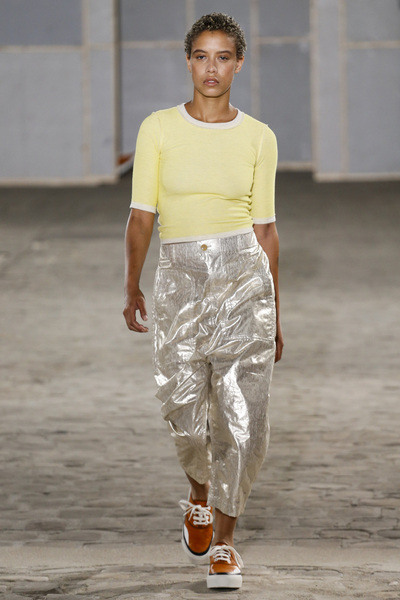 Julien David Spring 2018 Ready-to-Wear - Look #25