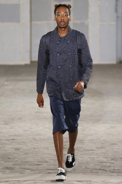 Julien David Spring 2018 Ready-to-Wear - Look #28
