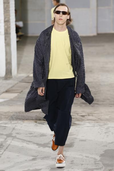 Julien David Spring 2018 Ready-to-Wear - Look #29
