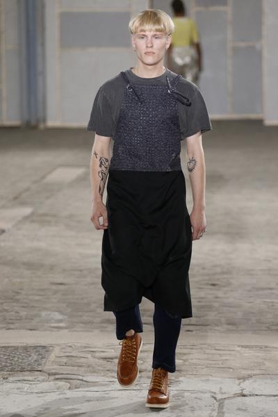Julien David Spring 2018 Ready-to-Wear - Look #30