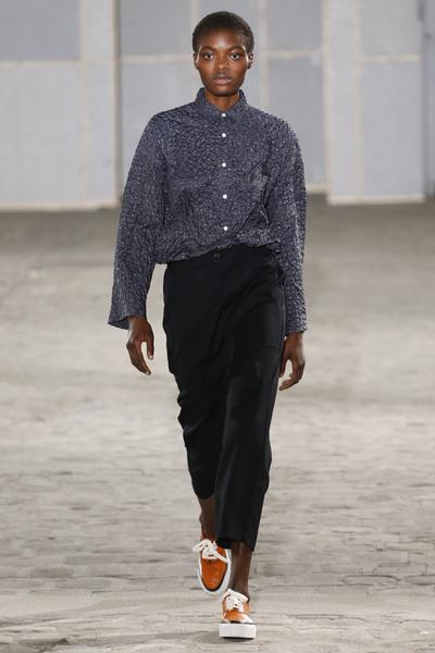 Julien David Spring 2018 Ready-to-Wear - Look #31
