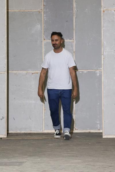 Julien David Spring 2018 Ready-to-Wear - Look #32