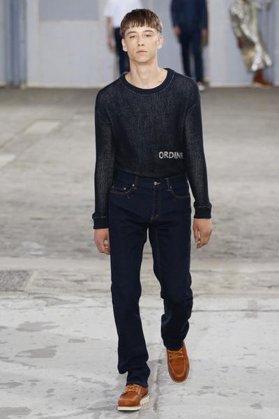 Julien David Spring 2018 Ready-to-Wear - Look #4