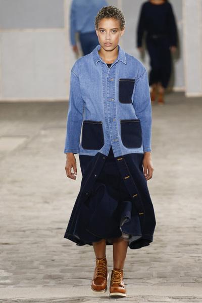 Julien David Spring 2018 Ready-to-Wear - Look #8