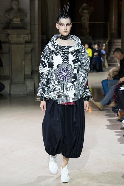 Junya Watanabe Spring 2018 Ready-to-Wear - Look #11