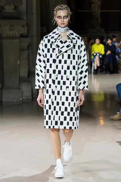 Junya Watanabe Spring 2018 Ready-to-Wear - Look #13