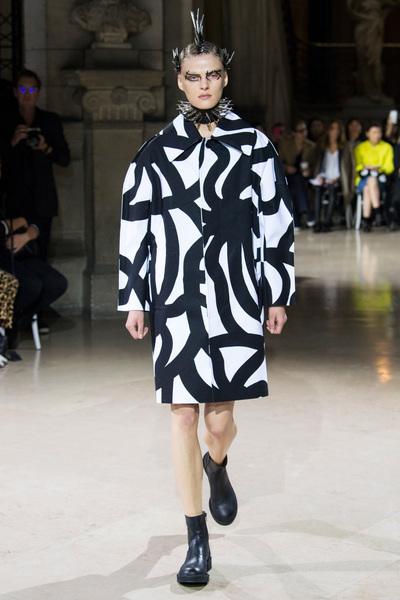 Junya Watanabe Spring 2018 Ready-to-Wear - Look #14
