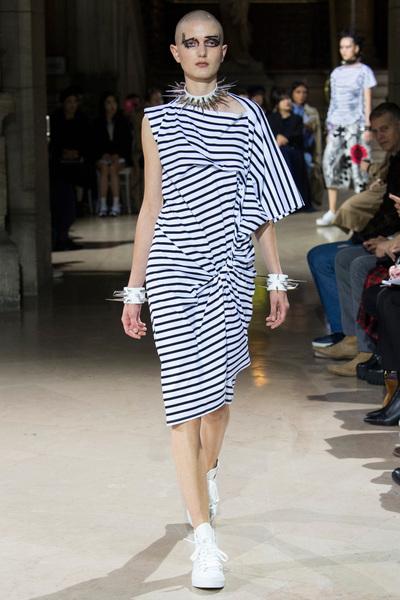 Junya Watanabe Spring 2018 Ready-to-Wear - Look #22