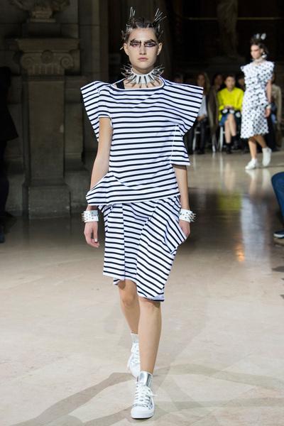 Junya Watanabe Spring 2018 Ready-to-Wear - Look #24