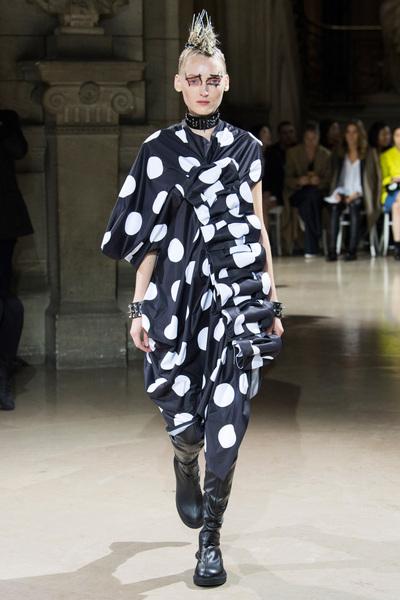 Junya Watanabe Spring 2018 Ready-to-Wear - Look #27