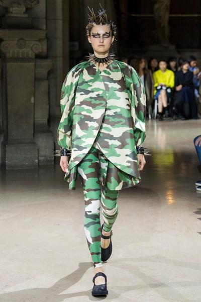 Junya Watanabe Spring 2018 Ready-to-Wear - Look #30