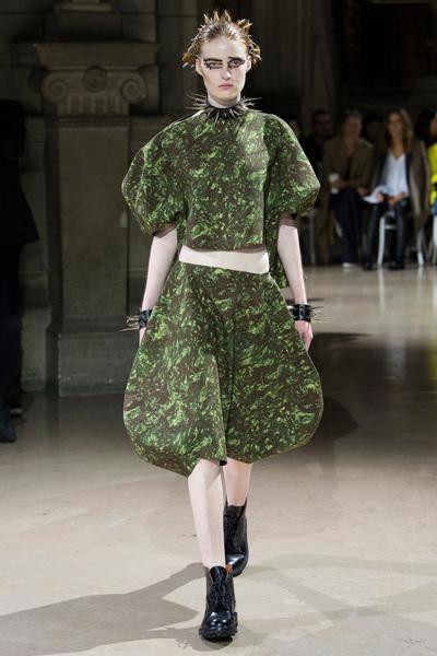 Junya Watanabe Spring 2018 Ready-to-Wear - Look #35
