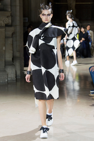 Junya Watanabe Spring 2018 Ready-to-Wear - Look #38