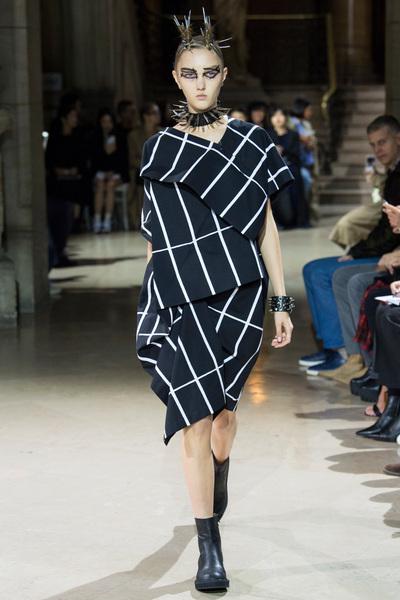 Junya Watanabe Spring 2018 Ready-to-Wear - Look #4