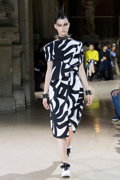 Junya Watanabe Spring 2018 Ready-to-Wear - Look #40